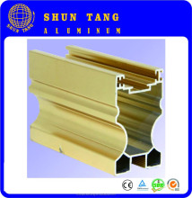 6061 6063 series Aluminium profile, alminium window Extrusion,tile trim
