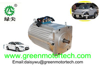 EV electric car assebly kits, drive system with motor controller axle and accelerator