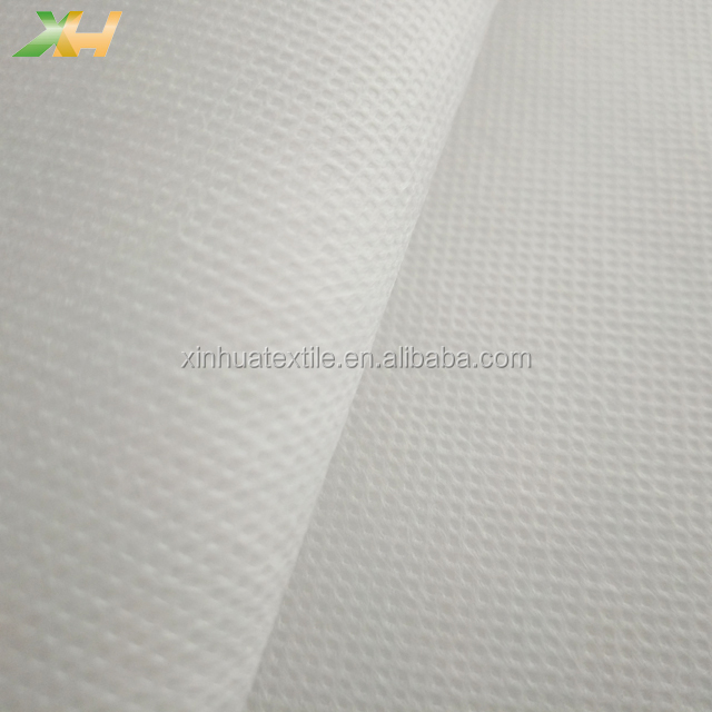 Manufacturer Wholesale Multi-purpose PP Spunbond Nonwoven Non woven Non-woven Good to Buy Polypropylene Fabric