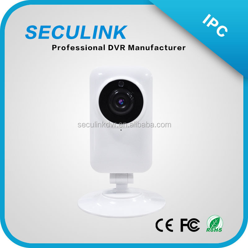 P2P HD IP camera, home use ip camera, built in SD card mico