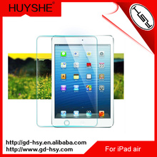 HUYSHE tempered-glass tablet screen protector for ipad air air2