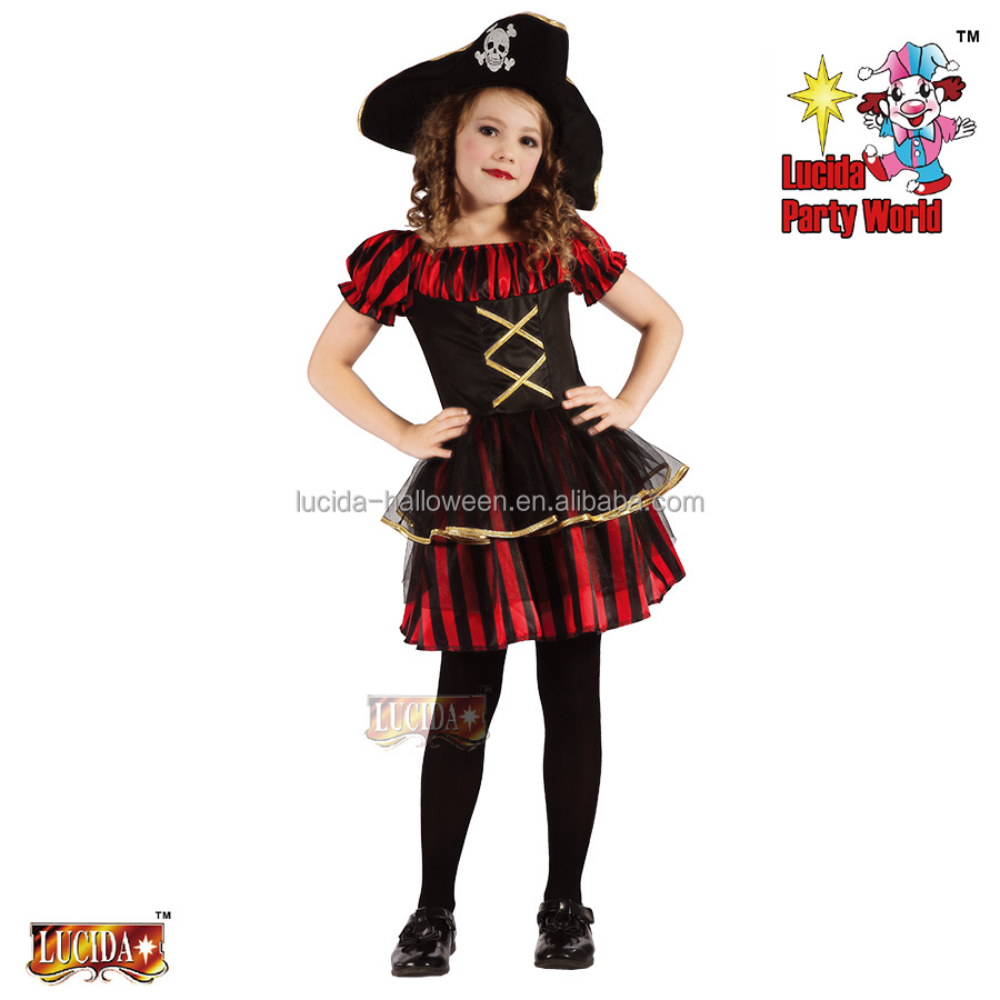 Lucida Halloween Carnival costume toddler/kid 91039 pirate new arrival party costume supplier