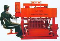 Egg Laying Block Machine with Auto Feeder