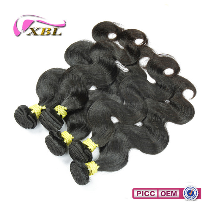 Wholesale price good feedbacks top quality brazilian body wave hair