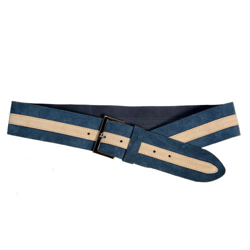 Belt in leather 735 CA