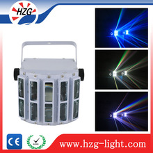 Guangzhou manufacture hot sell disco butterfly effect dj derby stage light for wholesale