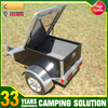 Aluminum Enclosed Motorcycle Cargo trailer