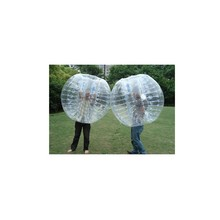 High Quality TPU Crazy Inflatable Human Body Bumper Soccer Zorb Ball for Adults and Kids