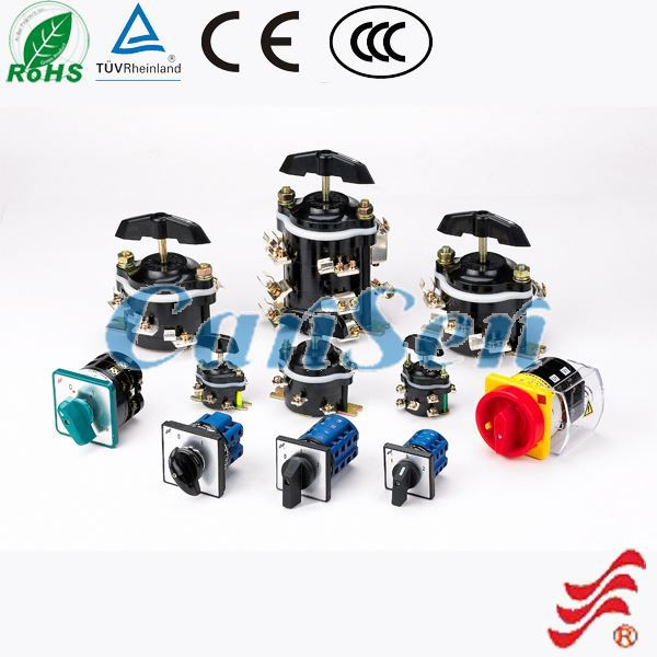Replacement of DELIXI rotary switch 2 ~ 12 position rotary switch