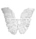 women small club-size feather angel wings