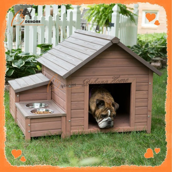 Nice Design Professional Cheap Oem Wooden Kennel Dog