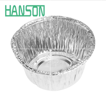 Medium aluminum foil container/ disposable tray for fish turkey food/bbq pan