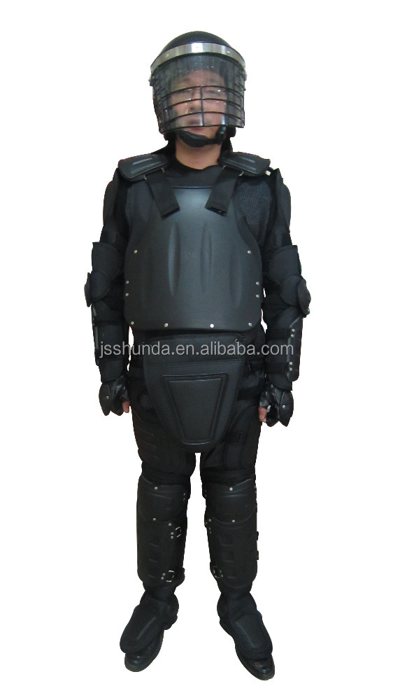 Military high quality police anti-riot suit