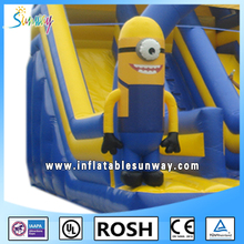 China Factory Cheap Inflatable Water Slides In The Giant Inflatable Water Park