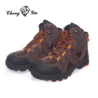 2018 china safety works shoes winter hiking boots men