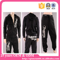 custom sports suit tracksuit fitness sweatshirts fleece hoodies