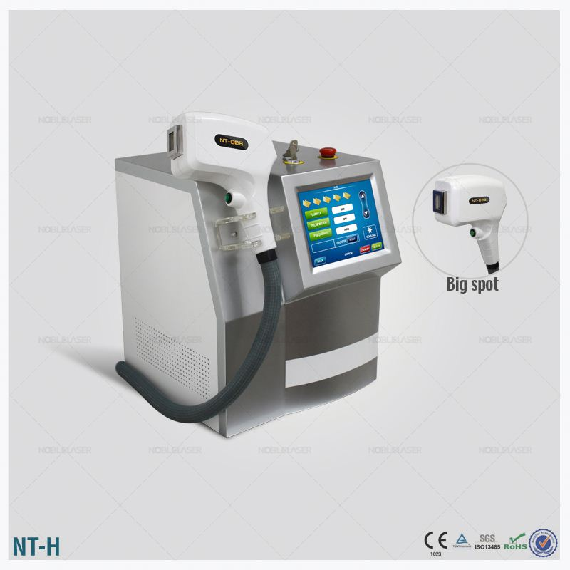 hair removal beauty product 808nm didoe alser machine