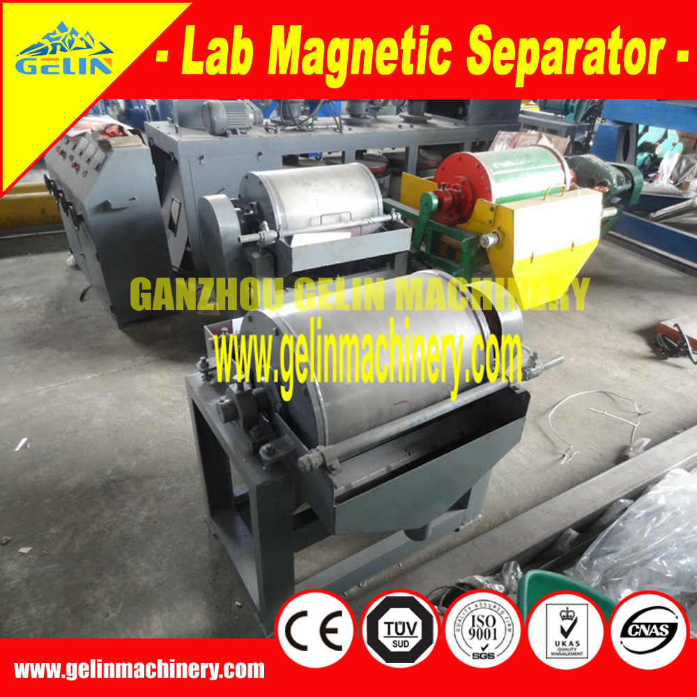 Low Price Tantalum/iron Ore Lab Magnetic Separator