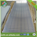 Aluminum 5 bar chequered embossed sheet plate