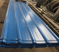 Hot sale! Cheap roofing materials Pre-painted galvanized sheet metal roofing of Gangzhizjie factory