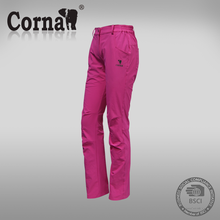 Custom made outdoor climbing girl's three-quarter pants