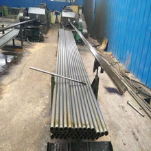 a37 Seamless carbon steel tube st52 with round section for oil or gas