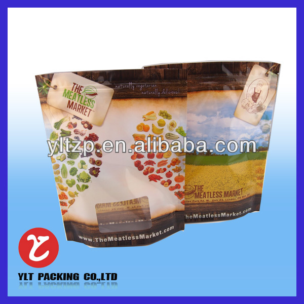 Packaging Supplier For Producing Plastic Bags With Ziplock Nylon Bags