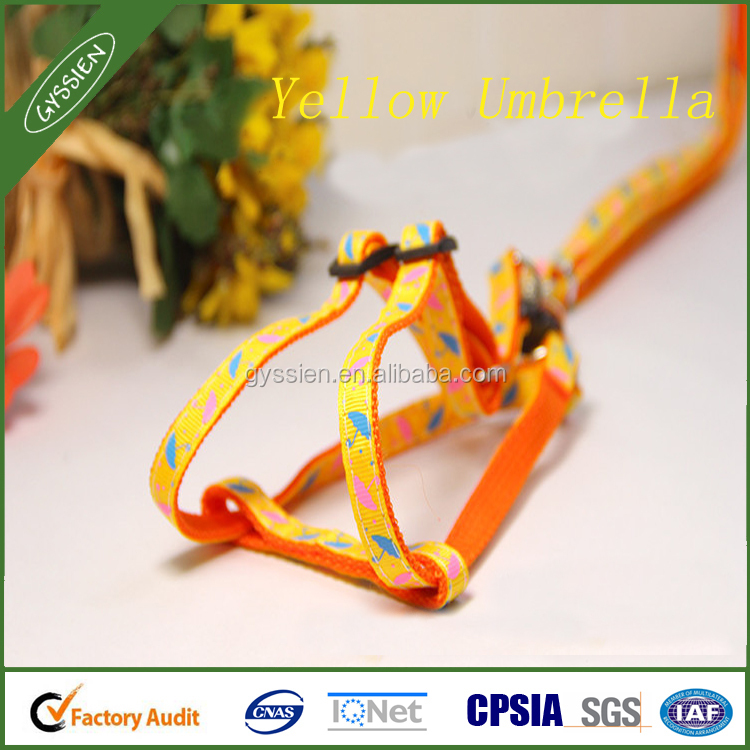 Pet product supplies dog collar and leash made in China
