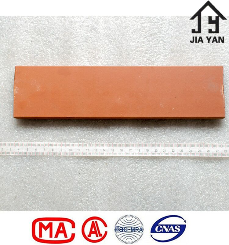 Smooth face convenient installation cladding split brick