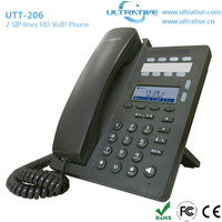 Multifunctional network telephone for office for wholesales usb voip phone voip dect cordless ip phone