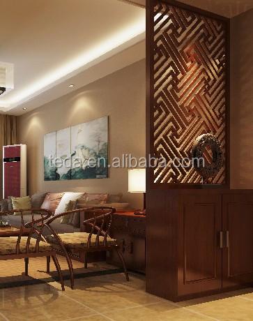 2014teda Living Room Partition Design