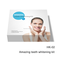 Professional teeth whitening kit private label available best teeth whitener