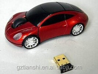 hot selling wireless car model mouse, car shape wireless mouse