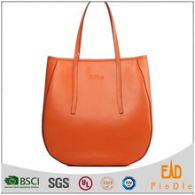 N1400-A2146 2014 and 2015 hot selling tote bag ladies shopping bag leather handbag in Japan