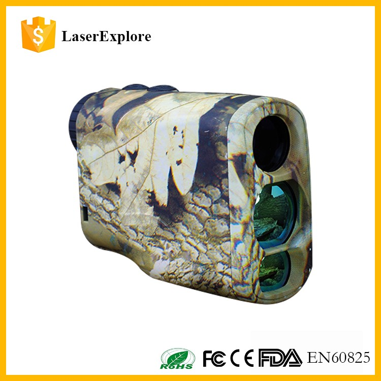 LE-1000PRO palm mini refractor telescope angle range finder laser rangefinder outdoor activities