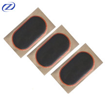 oval inner tube cold patch