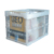 36x26x28.5cm solid box style clear color 15kg plastic collapsible container