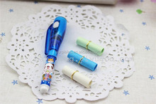 Promotional Magic Erasable Pen With LED Light