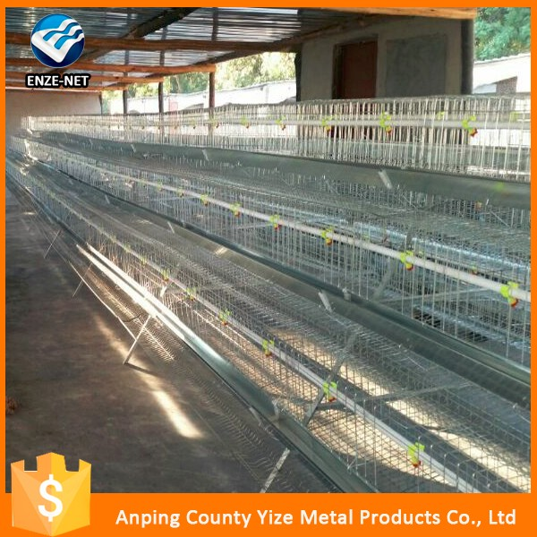 Yize Factory Welded Wire Mesh Chicken Cage