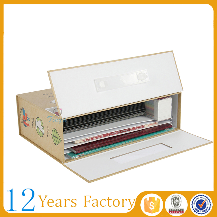 wholesale cardboard packaging suitcase gift box mailer