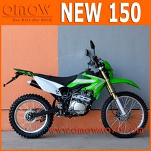New Condition Manual Transmission Type 150cc Dirt Bike Motorcycle