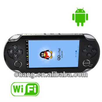 4.3 inch digital pmp mp5 game player