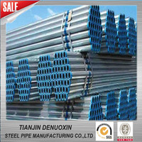 Galvanized steel pipe with BS1139,galvanized scaffolding pipes