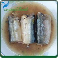 preserve food for 125g canned sardine in brine