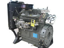 weifang Ricardo series K4100ZD surplus diesel engines