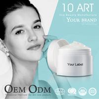 Private label natural ingredients argireline face moisturizing cream lotion