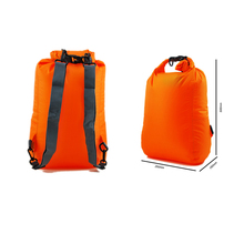 Waterproof Sack Bag Dry During Watersports and Outdoor Activities