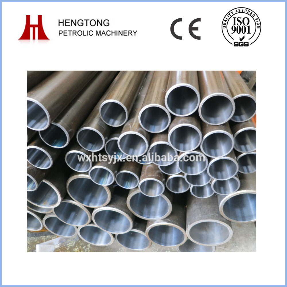 Hydraulic cylinder seamless steel honed tube din2391 st52