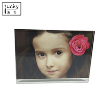 Elegant Magnet Translucent Photo Frame Picture Display Frame