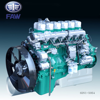 FAW CA6DNl-50E4 4 stroke 20 hp cylinder diesel engine for d905 d1005